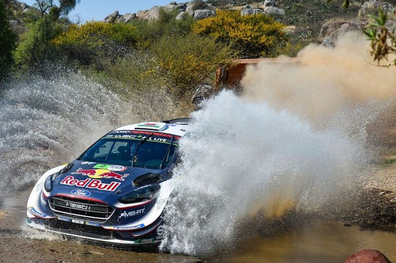 M-Sport Ford will in Argentiniens Pampa aufs Podest